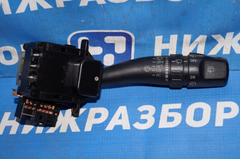 Переключатель стеклоочистителей Hyundai Matrix 1.8L (G4GB) 2005 (б/у)