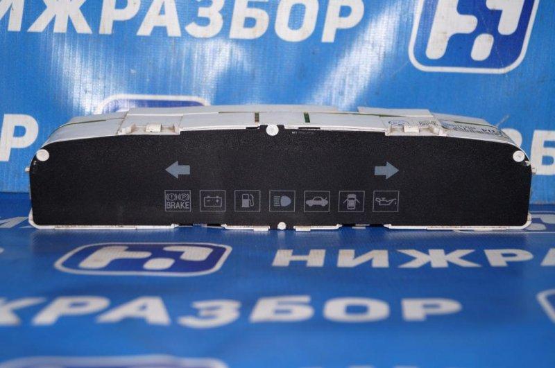 Дисплей информационный Hyundai Matrix 1.8L (G4GB) 2005 (б/у)