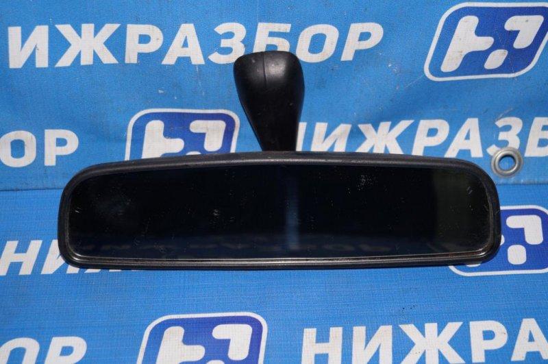 Зеркало салонное Hyundai Matrix 1.8L (G4GB) 2005 (б/у)