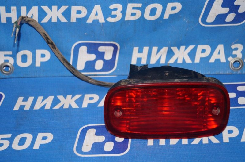 Фонарь в бампер Hyundai Matrix 1.8L (G4GB) 2005 задний (б/у)