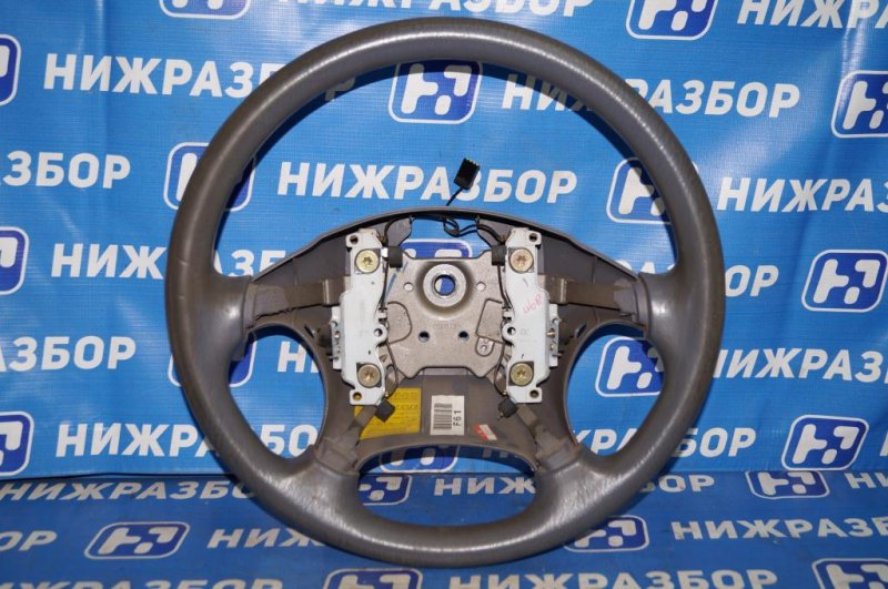 Руль Hyundai Matrix 1.8L (G4GB) 2005 (б/у)