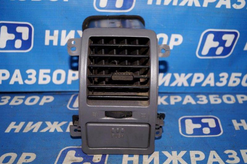 Дефлектор воздушный Hyundai Matrix 1.8L (G4GB) 2005 (б/у)