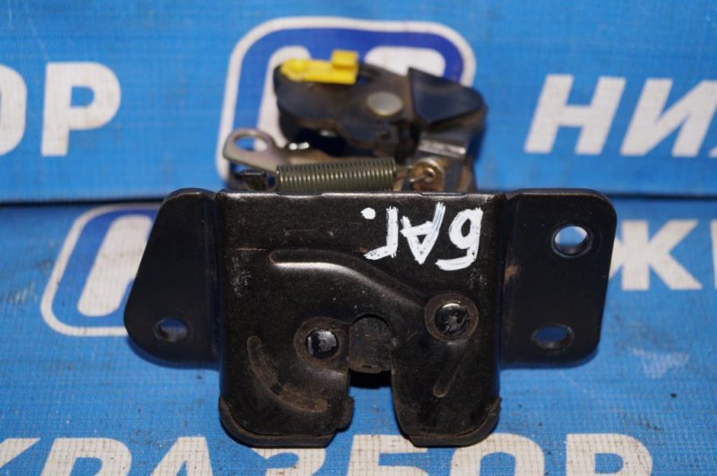 Замок багажника Hyundai Matrix 1.8L (G4GB) 2005 (б/у)