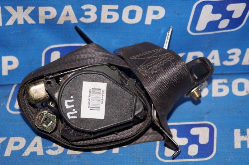 Ремень безопасности с пиропатроном Hyundai Matrix 1.8L (G4GB) 2005 (б/у)