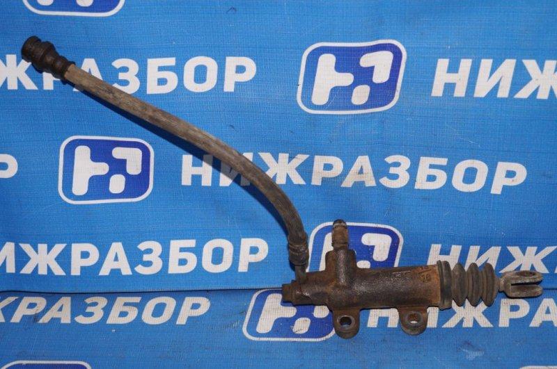 Цилиндр сцепления рабочий Hyundai Matrix 1.8L (G4GB) 2005 (б/у)