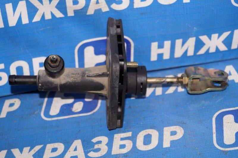 Цилиндр сцепления главный Hyundai Matrix 1.8L (G4GB) 2005 (б/у)