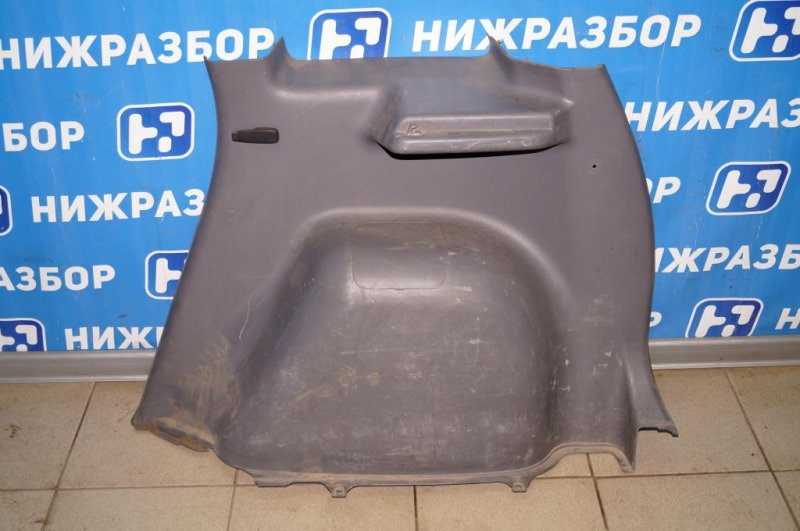 Обшивка багажника Hyundai Matrix 1.8L (G4GB) 2005 (б/у)