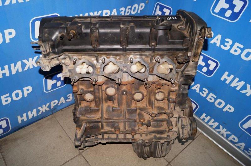 Двигатель (двс) Hyundai Matrix 1.8L (G4GB) 2005 (б/у)