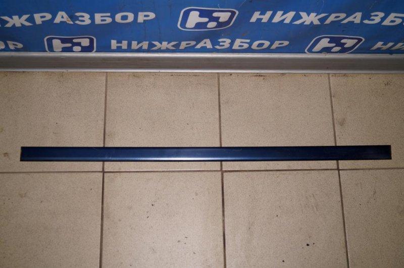 Молдинг Lifan Breez 520 1.3 (LF479Q3) 2007 передний левый (б/у)