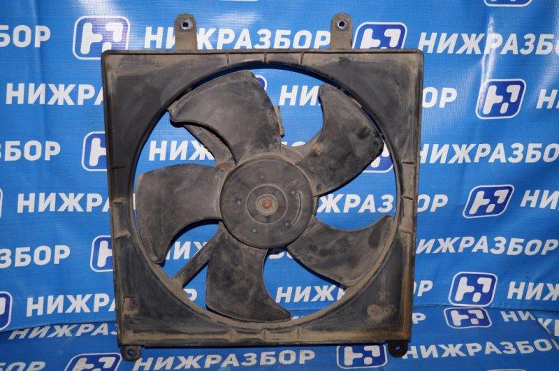 Вентилятор радиатора Lifan Breez 520 1.3 (LF479Q3) 2007 (б/у)