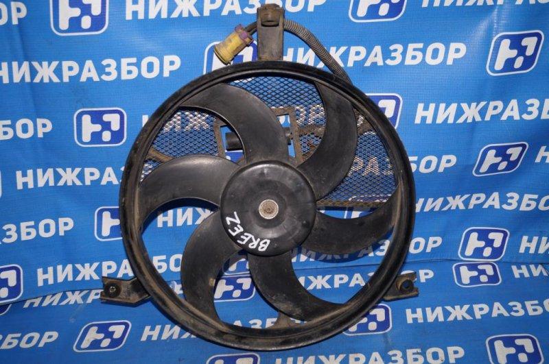 Вентилятор радиатора кондиционера Lifan Breez 520 1.3 (LF479Q3) 2007 (б/у)