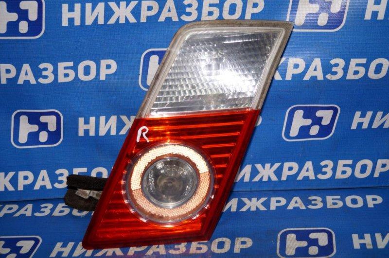 Фонарь Lifan Breez 520 1.3 (LF479Q3) 2007 задний правый (б/у)