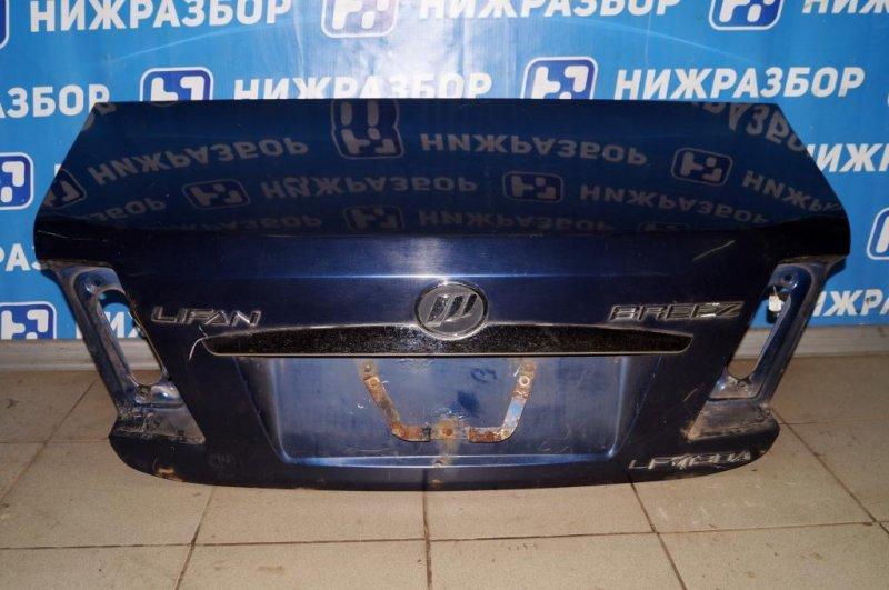 Крышка багажника Lifan Breez 520 1.3 (LF479Q3) 2007 (б/у)