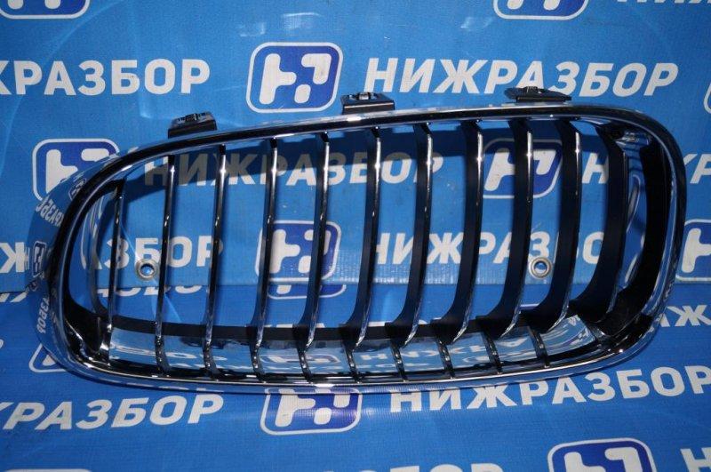 Решетка радиатора Bmw 3-Серия F34 GT 2012> (б/у)