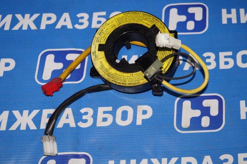 Шлейф подрулевой для srs Mitsubishi Carisma DA 1.6 4G92 2001 левый (б/у)