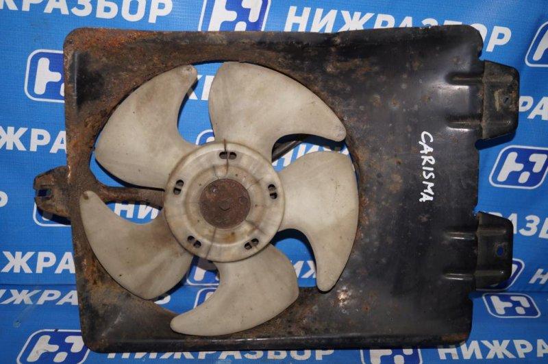 Вентилятор радиатора кондиционера Mitsubishi Carisma DA 1.6 4G92 2001 (б/у)