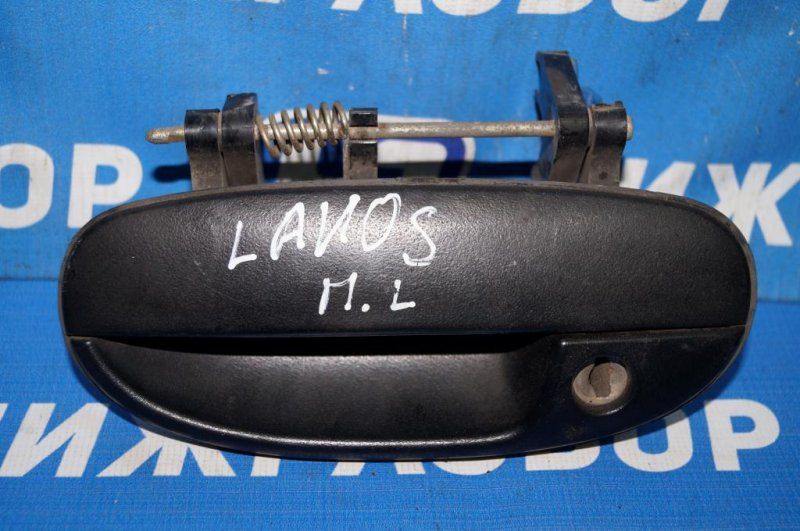 Ручка двери Chevrolet Lanos 1.5 (A15SMS) 2008 передняя левая (б/у)
