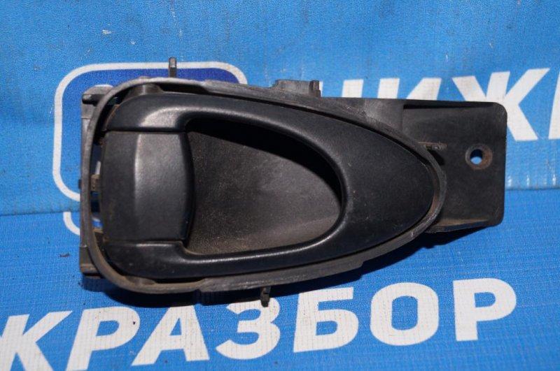 Ручка двери Chevrolet Lanos 1.5 (A15SMS) 2008 левая (б/у)