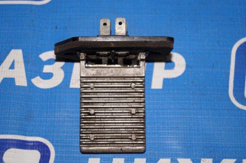 Резистор отопителя Chevrolet Lanos 1.5 (A15SMS) 2008 (б/у)