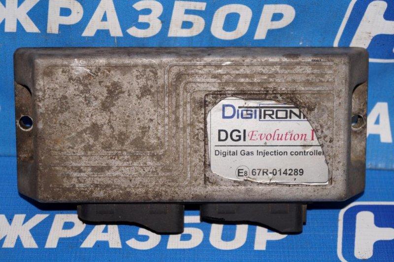 Блок электронный Chevrolet Lanos 1.5 (A15SMS) 2008 (б/у)