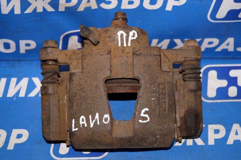 Суппорт Chevrolet Lanos 1.5 (A15SMS) 2008 передний правый (б/у)