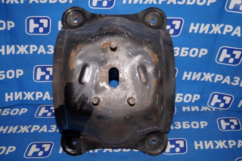 Кронштейн крепления запасного колеса Chery Tiggo T11 2.4 (4G64S4M) 2005 (б/у)