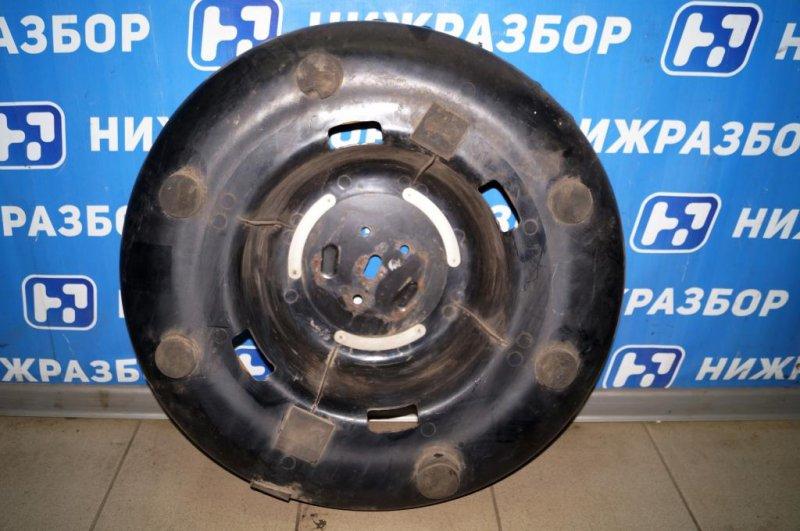 Чехол запасного колеса Chery Tiggo T11 2.4 (4G64S4M) 2005 (б/у)