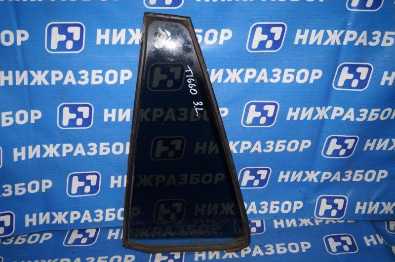 Форточка двери Chery Tiggo T11 2.4 (4G64S4M) 2005 задняя левая (б/у)