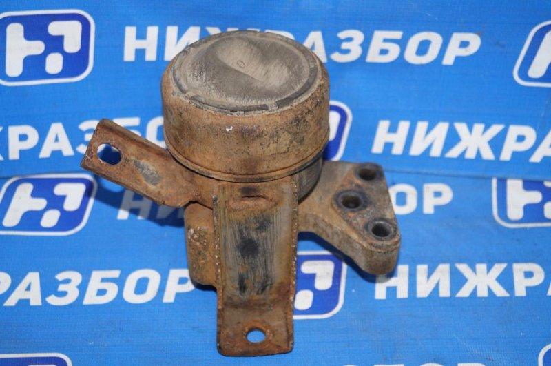 Опора двигателя Chery Tiggo T11 2.4 (4G64S4M) 2005 правая (б/у)