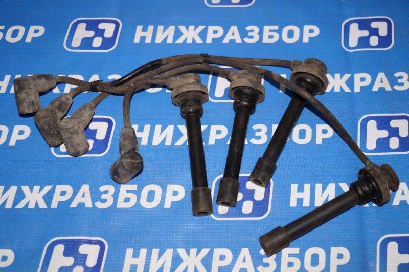 Провода высоковольтные Chery Tiggo T11 2.4 (4G64S4M) 2005 (б/у)