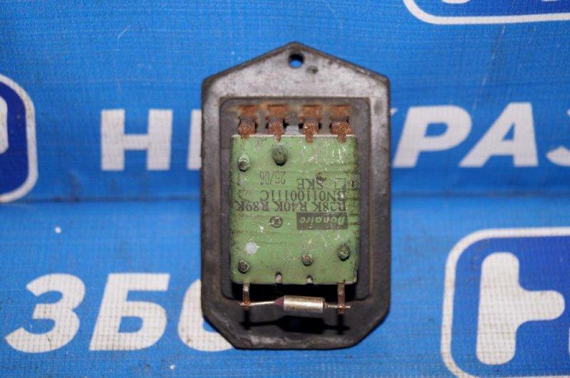Резистор отопителя Chery Tiggo T11 2005 (б/у)