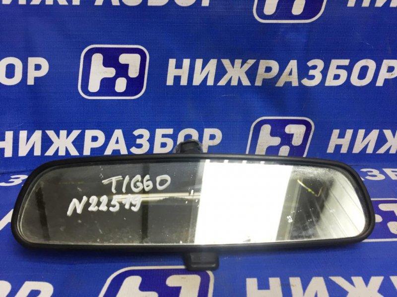 Зеркало салонное Chery Tiggo T11 2005 (б/у)
