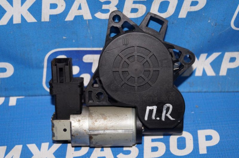 Моторчик стеклоподъемника Mazda 6 GG 2.0 LF 2004 (б/у)