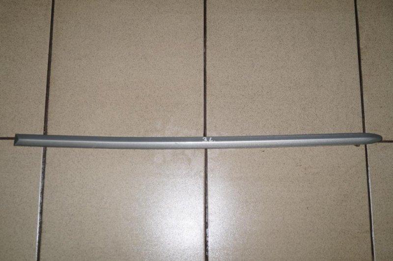 Молдинг двери Mazda 6 GG 2.0 LF 2004 задний левый (б/у)