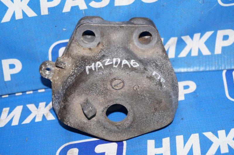 Кронштейн двигателя Mazda 6 GG 2.0 LF 2004 правый (б/у)