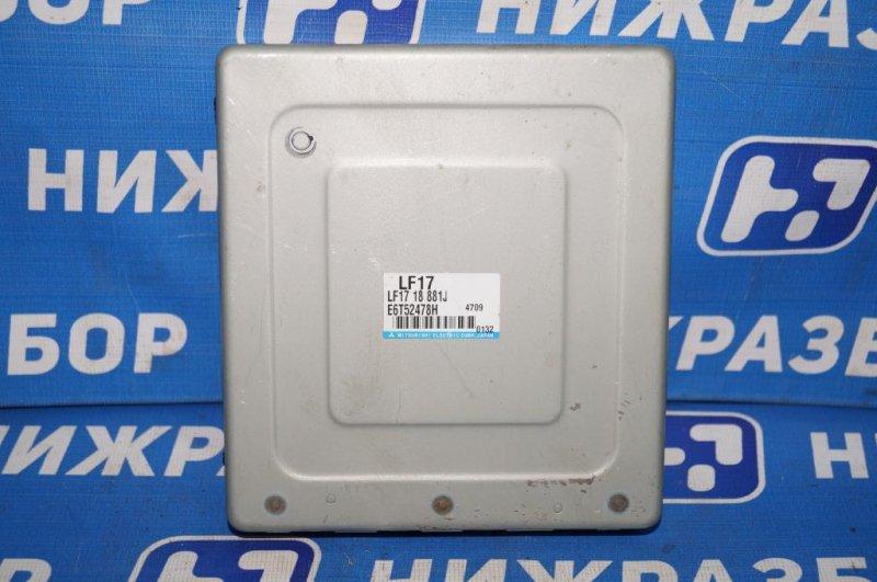 Блок управления двигателем Mazda 6 GG 2.0 LF 2004 (б/у)