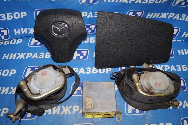 Комплект безопасности Mazda 6 GG 2.0 LF 2004 (б/у)