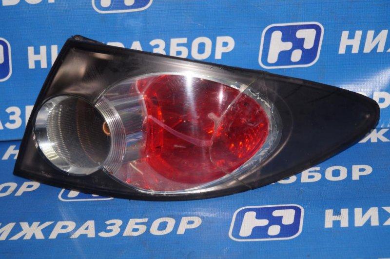 Фонарь Mazda 6 GG 2.0 LF 2004 задний правый (б/у)