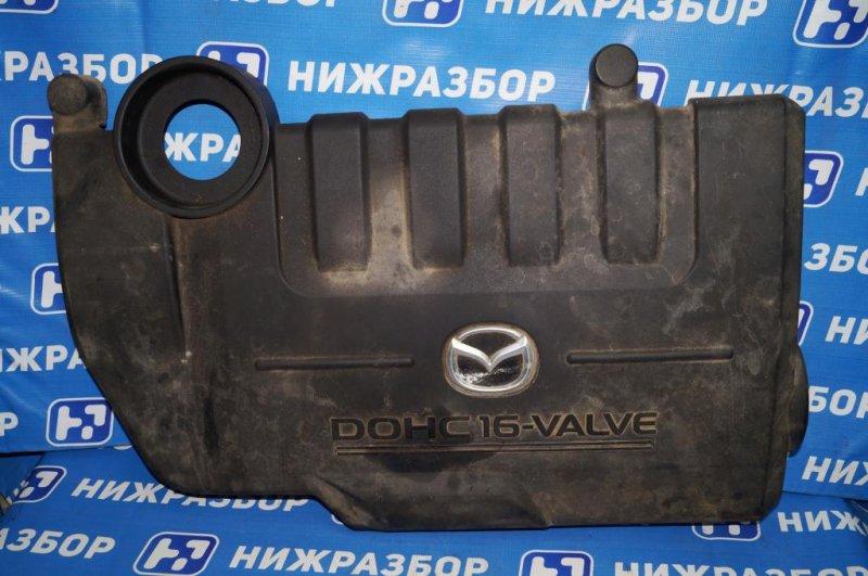 Накладка декоративная Mazda 6 GG 2.0 LF 2004 (б/у)