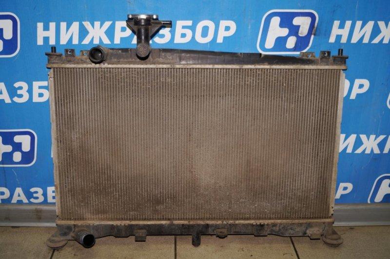 Радиатор основной Mazda 6 GG 2.0 LF 2004 (б/у)