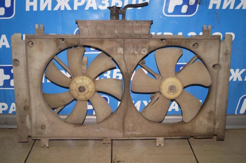 Вентилятор радиатора Mazda 6 GG 2.0 LF 2004 (б/у)