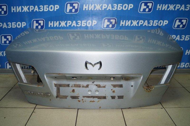 Крышка багажника Mazda 6 GG 2.0 LF 2004 (б/у)