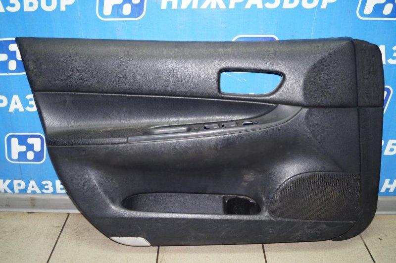 Обшивка двери Mazda 6 GG 2.0 LF 2004 передняя левая (б/у)
