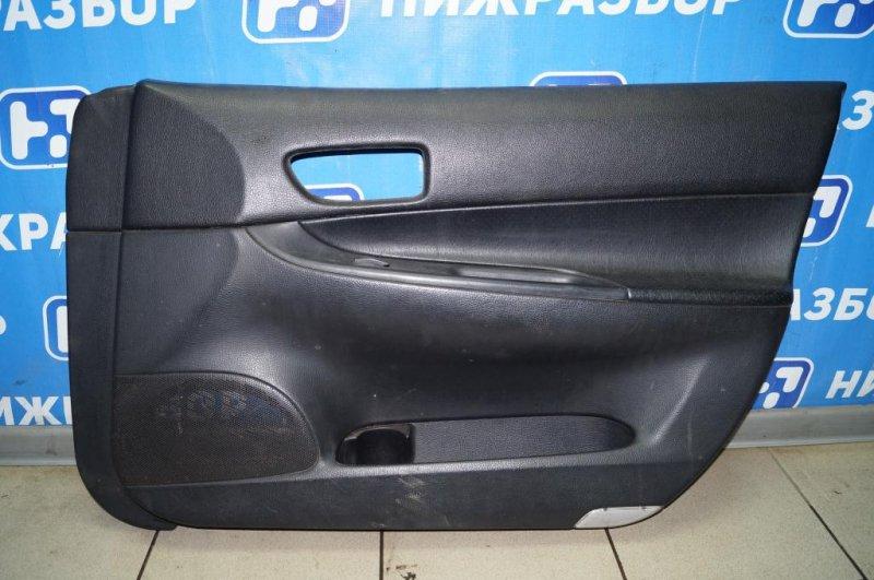 Обшивка двери Mazda 6 GG 2.0 LF 2004 передняя правая (б/у)