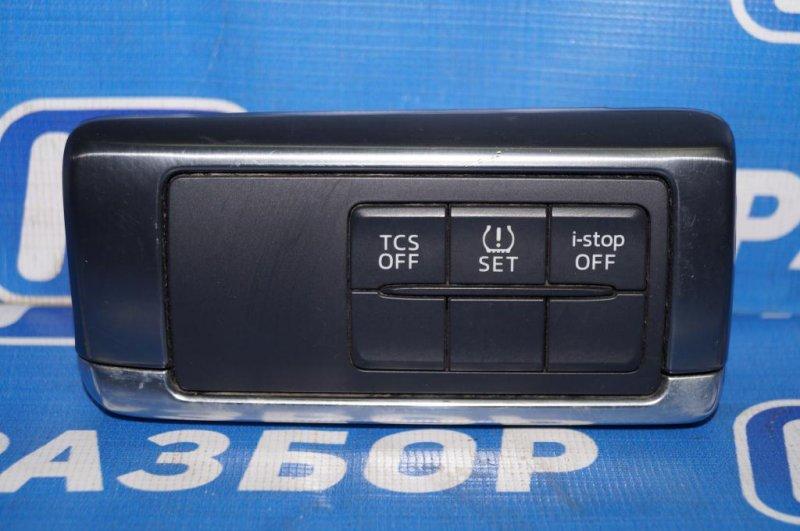 Блок кнопок Mazda Cx 5 KE 2.0 PE 2016 (б/у)