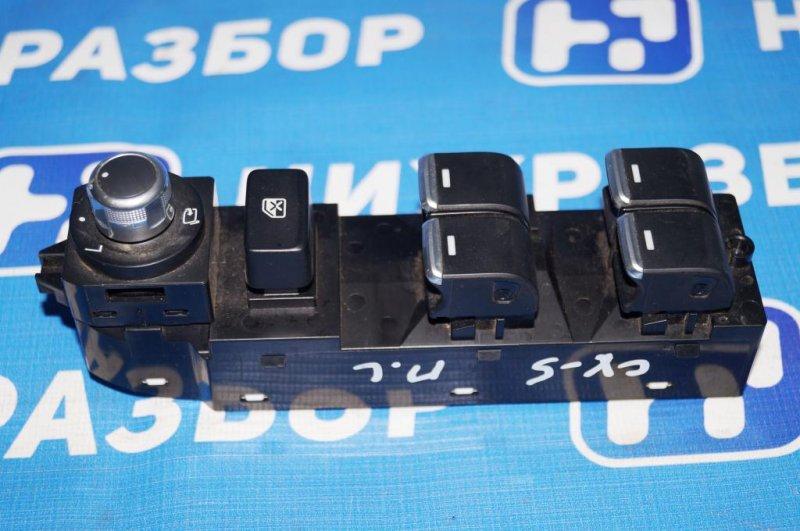 Блок управления стеклоподъемниками Mazda Cx 5 KE 2.0 PE 2016 (б/у)