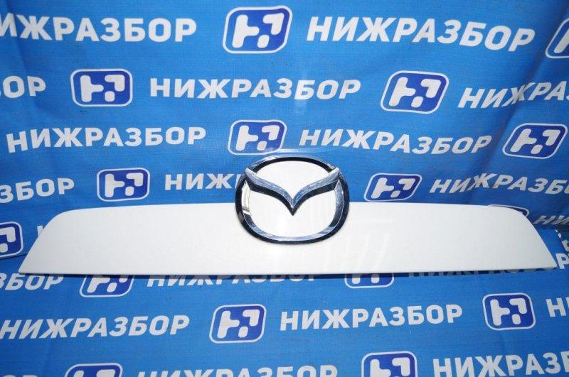 Накладка двери багажника Mazda Cx 5 KE 2.0 PE 2016 (б/у)