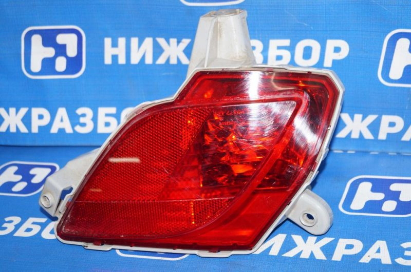 Фонарь в бампер Mazda Cx 5 KE 2.0 PE 2016 задний левый (б/у)