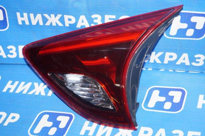 Фонарь Mazda Cx 5 KE 2.0 PE 2016 задний правый (б/у)