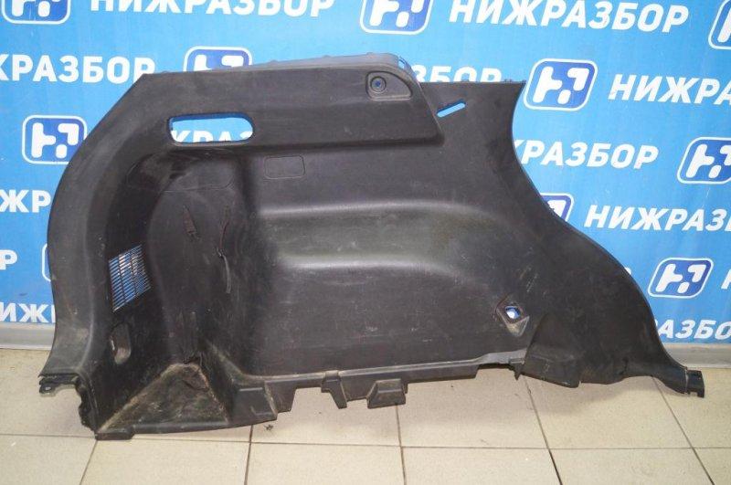 Обшивка багажника Mazda Cx 5 KE 2.0 PE 2016 левая (б/у)